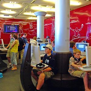Интернет-кафе Верхней Пышмы