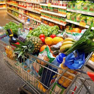 Магазины продуктов Верхней Пышмы