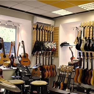 Музыкальные магазины Верхней Пышмы