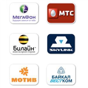 Операторы сотовой связи Верхней Пышмы